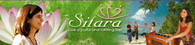 Sitara Sylvia Maldonado... Live a joyful and fulfilling life!